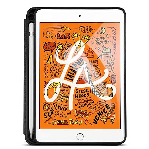 ESR Hülle kompatibel mit Apple iPad Air 3 2019 10.5 Zoll - Ultra Dünnes Smart Schutzhülle mit Stifthalter - Ständer-/Auto Schlaf-/Aufwachfunktion - Kratzfeste Hüllen für iPad 10.5