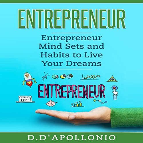 Entrepreneur audiobook cover art