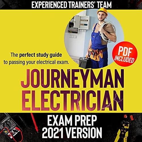 Journeyman Electrician Exam Prep 2021 Version cover art