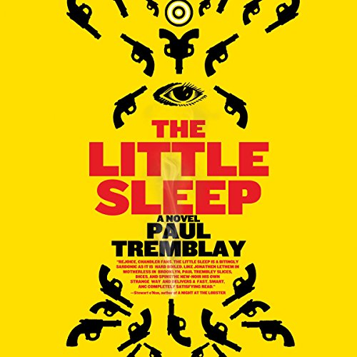 The Little Sleep audiobook cover art