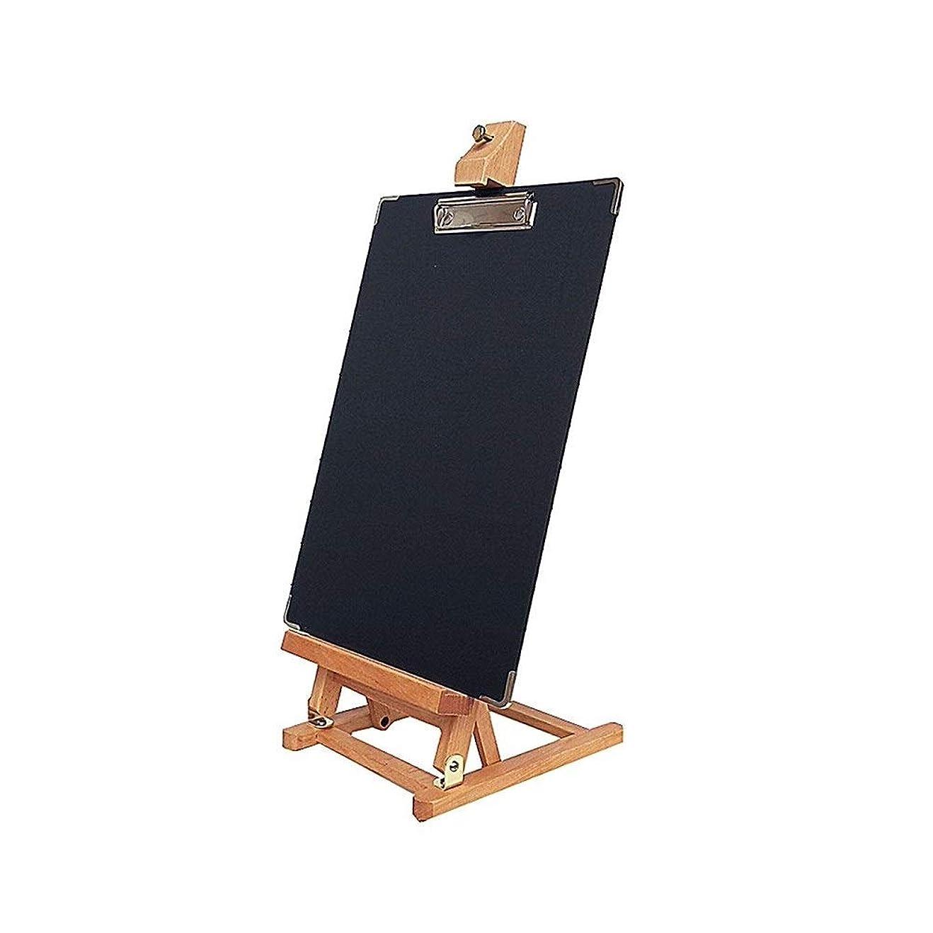 ソート祝う追加アーティストイーゼル、スケッチデスクトップオイルイーゼルブナ、木のテーブルトップイーゼルディスプレイイーゼル子供の絵画イーゼル M/20/07/30