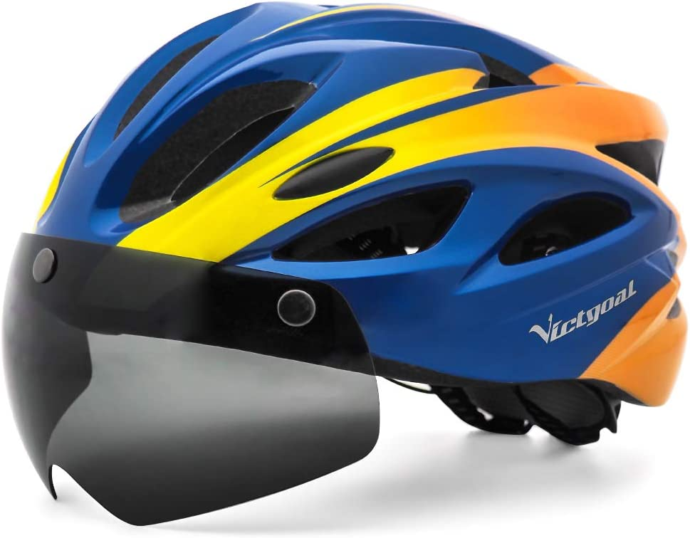 Directly managed store VICTGOAL Adults Bike Helmet for Men Women Max 58% OFF Go Detachable Magnetic