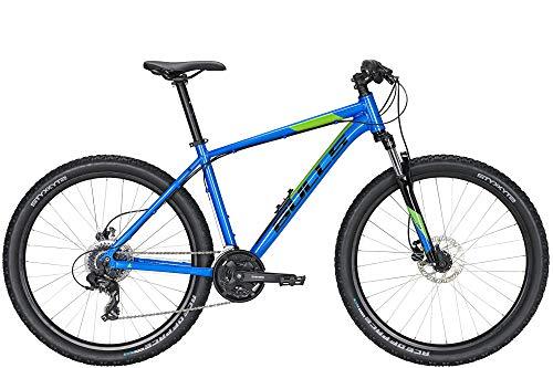 Bulls Wildtail 2 Disc 27,5 Zoll Herrenfahrrad Mountainbike MTB 24 Gang 2020, Rahmenhöhe:51 cm, Farbe:blau