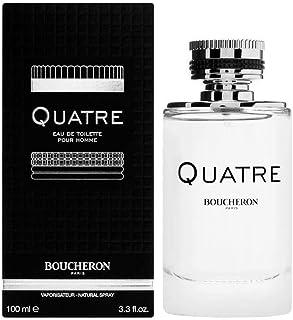 Quatre by Boucheron for Men - Eau de Toilette, 100ml