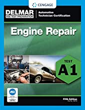 ASE Test Preparation - A1 Engine Repair (Automobile Certification Series)