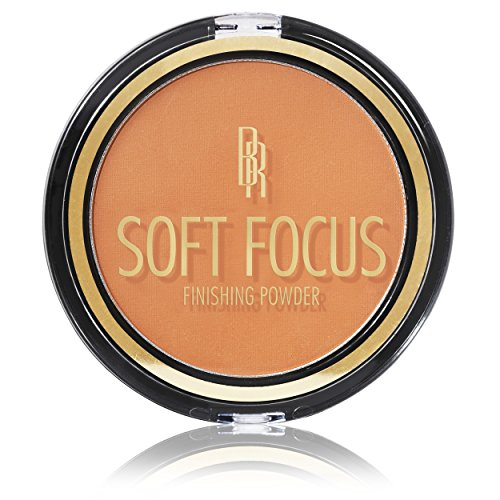 Black Radiance True Complexion Soft Focus Finishing Powder, Creamy Bronze Finish, 0.46 Ounce by Black Radiance