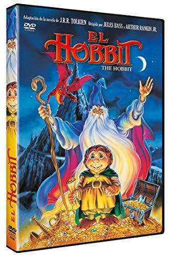 Der Hobbit - The Hobbit - DVD Region 2 - Spanisch Import - Englisch Audio - Kein Deutsche