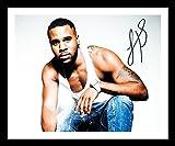 Jason Derulo Signiert und gerahmt Foto