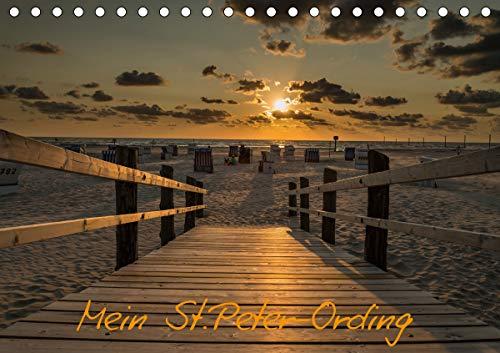 Mein St.Peter-Ording (Tischkalender 2021 DIN A5 quer)