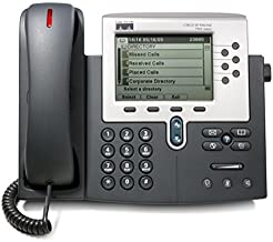 Cisco Systems 7961G Unified IP VOIP Office Phone (Cisco CallManager Required)