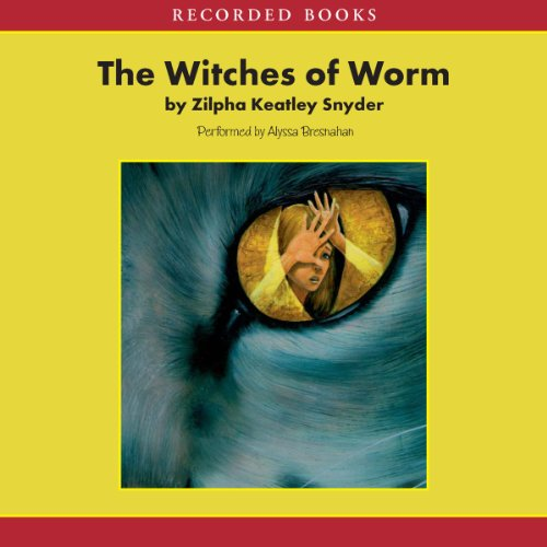 Witches of Worm audiobook cover art