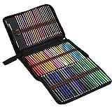 fregthf 72 matite matite acquerellabili Colorati Insieme per Libri da colorare Layering Blending Disegno per Adulti Bambini i Professionisti