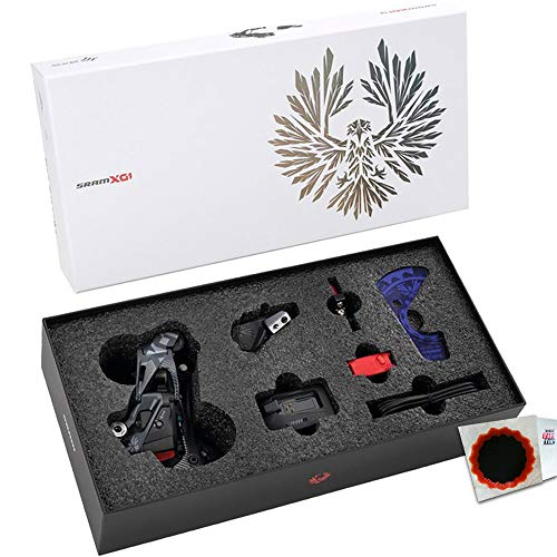 Sram Upgrade Kit X01 Eagle AXS 12-Fach schwarz +Flicken