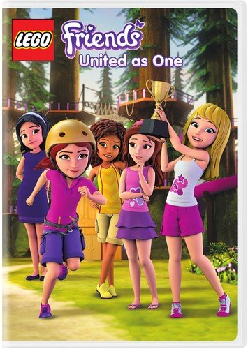 LEGO Friends: United as One (Episodedes 10-12) (DVD)