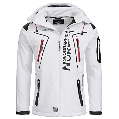 Geographical Norway TANGATA - Chaqueta softshell para hombre
