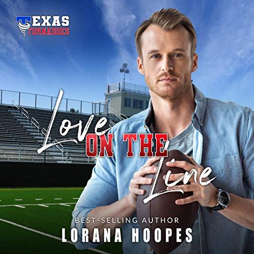 Love on the Line (Sweet, Christian Football Romance) cover art