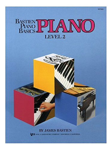 WP202 - Bastien Piano Basics - Piano - Level 2