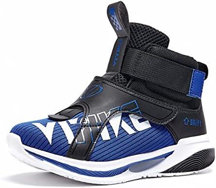 JMFCHI FASHION Boys Basketball Shoes Kids High...