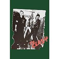 CLASH ザ・クラッシュ (結成45周年) - First UK Album/ポスター 【公式/オフィシャル】