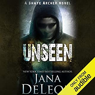 Unseen cover art