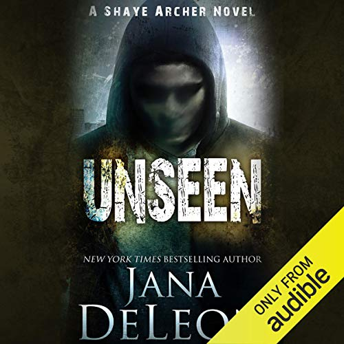 Unseen Audiobook By Jana DeLeon cover art