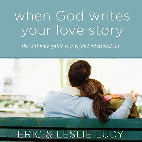 When God Writes Your Love Story audiobook cover art