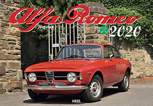 Alfa Romeo 2020: Der Kalender für Alfisti