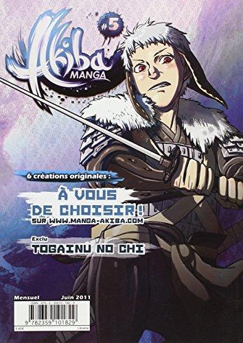 Akiba Manga N 5 Juin 2011