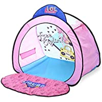 L.O.L. Surprise! Pop-Up Fashion Stage & Backdrop with Doll Storage