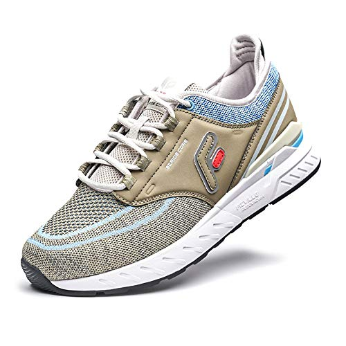 FitVille Wide Trail Running Shoes for Flat Feet Sports Sneakers for Men and Women Comfortable Support for Plantar Fasciitis - Stride Core