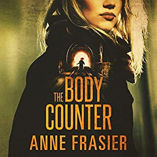 The Body Counter audiobook cover art