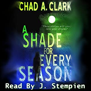 A Shade for Every Season audiobook cover art