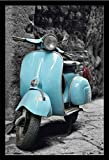 Vespa Vintage Scooter - Italy Roma Roller Moped Italien