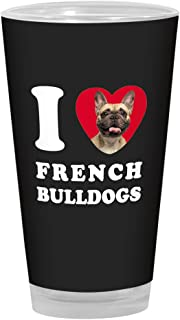 Best french bulldog beer glass Reviews