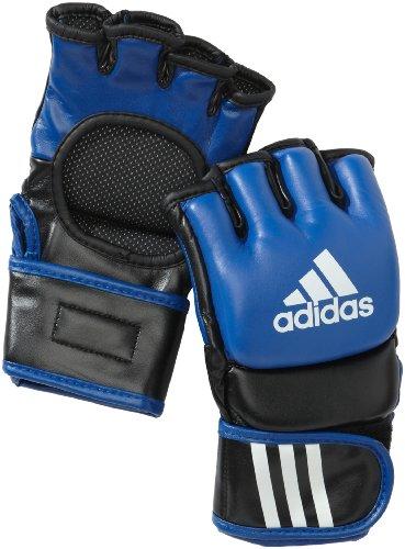 Adidas Professional MMA Gloves Black/Blue Small