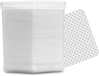 Dorime 180 / Cartucho Limpio de algodón Blanco paño sin Pelusa detergente Gel Suave Herramienta de uñas UV removedor de E...
