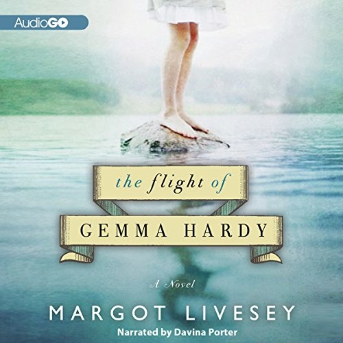 The Flight of Gemma Hardy audiobook cover art