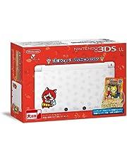 ニンテンドー3DS LL 妖怪ウォッチ ジバニャンパック データカードダス&限定カード特典同梱【メーカー生産終了】