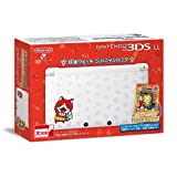 "Nintendo 3DS LL Console Yokai Watch Ziba Nyan pack (Benefits: DCD Yokai watch friends excited Prices limited card ""Gorunyan"" included) (Japan Import)"