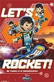 Miles from Tomorrowland - Rocket Poster Drucken (55,88 x