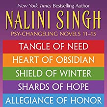 Nalini Singh: The Psy-Changeling Series Books 11-15 (Psy-Changeling Novel, A) (English Edition)