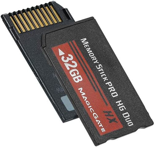 Original Memory Stick Pro- Duo 32GB (MSHX) for PSP Accessories/Camera Memory Card