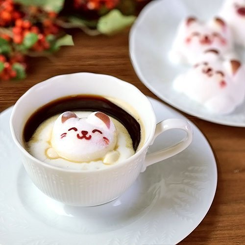 まとめ買い Latte ラテ マシュマロ ラテマル 10個入り 5箱 セット 個包装 お菓子 詰め合わせ