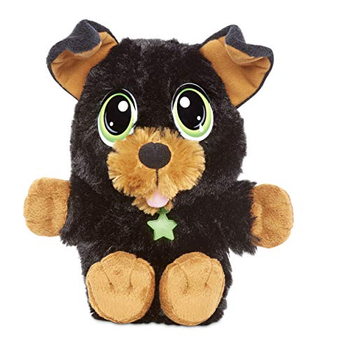 Little Tikes Rescue Tales Cuddly Pup Yorkie Soft Plush Pet Toy, Multicolor