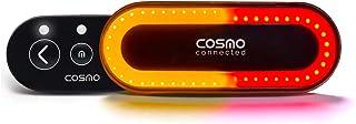 Luce di sicurezza amovibile Cosmo Ride per mobilità urbana con rilevatore di caduta, luci di posizione e freno