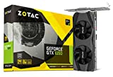 Zotac GeForce GTX 1050 LP 2 GB GDDR5 - Tarjeta gráfica (GeForce GTX 1050, 2 GB, GDDR5, 128 bit, 7168 MHz, PCI Express 3.0)