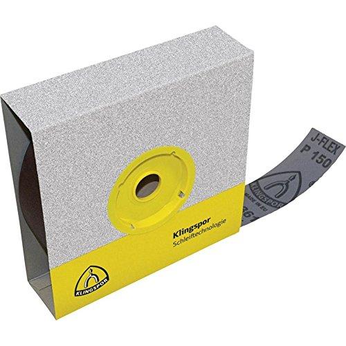 Preisvergleich Produktbild KLINGSPOR 3840A 3840 KL 361 JF Rollen 40 x 50000 mm Korn 180 Inhalt: 1 Stück