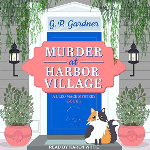 Murder at Harbor Village audiobook cover art
