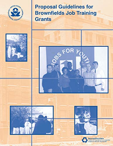 EPA - Proposal Guidelines for Job Training and Development Demonstration Pilots Grants (English Edition)