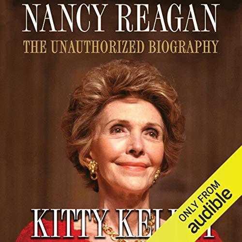 Nancy Reagan audiobook cover art
